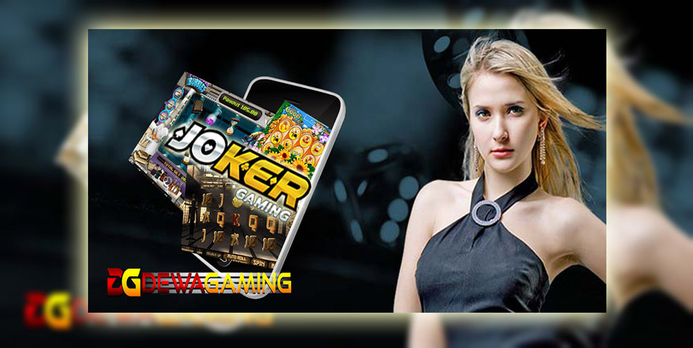 Agen Slot Joker123 Win Rate Tertinggi