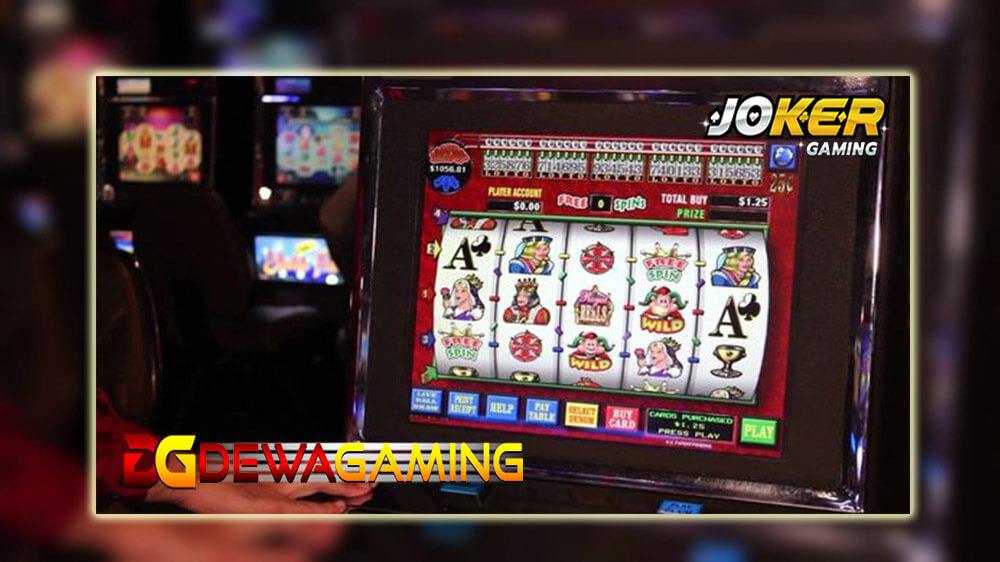 Joker Gaming Update Slot Online Terbaru Makin Seru